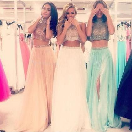 long prom dress, party prom dress, ..
