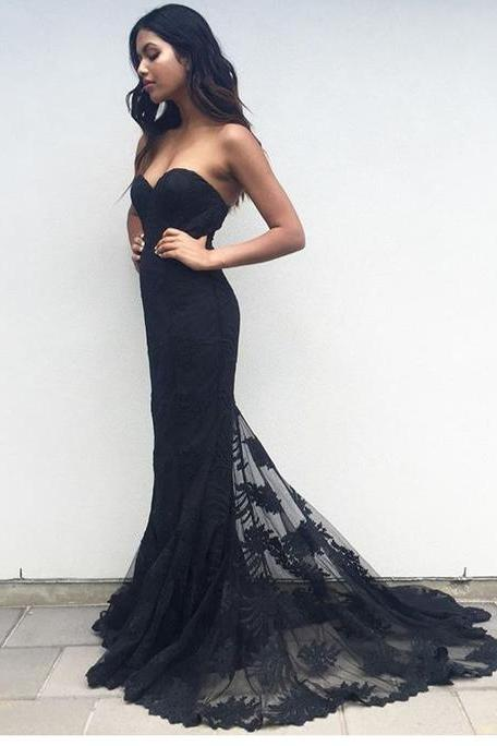 Mermaid Prom Dress,Sexy Prom Dress,Sweetheart Prom Dress ,Popular Prom Dress,Party Prom Dresses ,Evening dresses, Prom Dresses,Long Prom Dress,17616