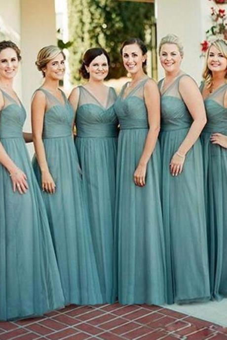 Cheap Bridesmaid Dresses,A-line Bridesmaid Dress,Popular bridesmaid dress,Custom bridesmaid dress, Wedding Party Dresses,Long Bridesmaid Dress,Bridesmaid Dresses,Bridal Gowns,17632